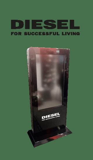 Diesel Cliente